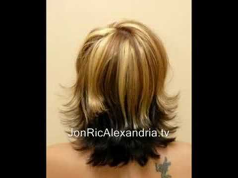 Jon#39;Ric Alexandria Hair Color