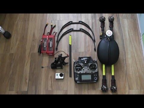 OFM Quadcopter Pre flight Setup Guide Part 1