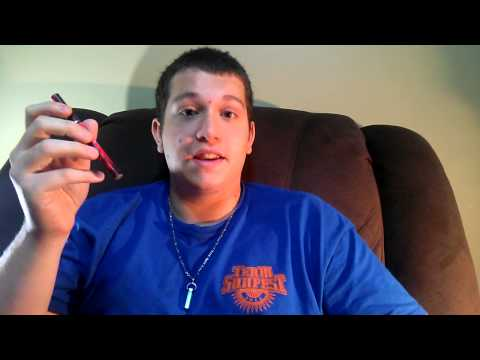 Hookah Pen Central : Elax E-Hookah Strawberry Review