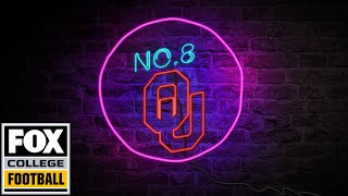 Sooners take No. 8 in Joel Klatt's Presesason Poll | FOX COLLEGE FOOTBALL