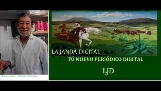 LA JANDA DIGITAL ENTREVISTA   A   ENRIQUE EL SEVILLANO