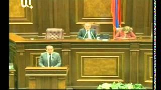 Nikol Pashinyani eluyte - 23.10.2014