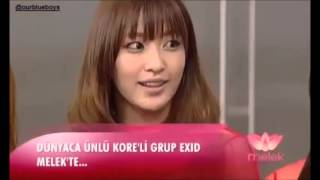 [ENG SUB] EXID @Turkish Channel