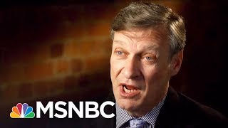 Feds Detain & Subpoena Robert Mueller Witness At Boston Airport | The 11th Hour | MSNBC