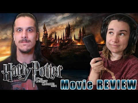 Harry Potter & The Deathly Hallows Part 1 - GeeKlassic REVIEW W/Casey Causley