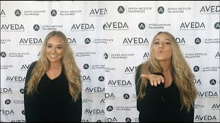 MY FIRST WEEK OF COSMETOLOGY SCHOOL | CAMP AVEDA