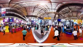 BEC Ground Mumbai Exhibition - 360° Virtual Tour [VR]