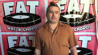 Fat Mike announces Fat Tour 2015: Fat Wrecked for 25 Years!