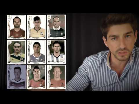 Magia interactiva - JOTA adivina quién será la figura del Mundial 2014!