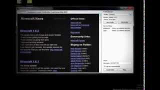 Установка пиратской и лицензионной копии minecraft 1.6.1/1 6 2