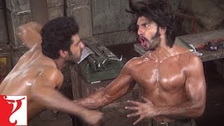 Making Of The Film - Gunday | One on One Fight | Capsule 11 | Ranveer Singh | Arjun Kapoor