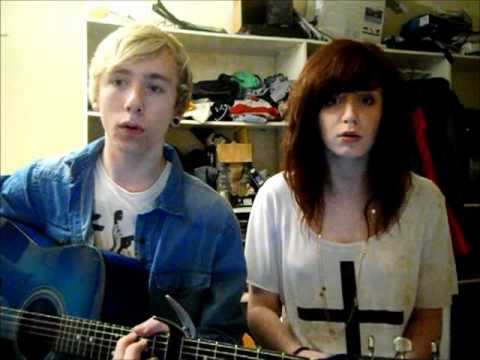 Bruno Mars - Marry You cover by Becky and Jimmy