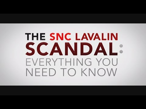 What you need to know about the SNC-Lavalin scandal   Lisa Raitt