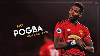 Paul Pogba 2019 The King Skills Show, Tricks amp Goals | HD