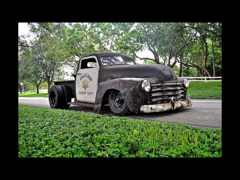 1954 Chevy ~ The Sheriff