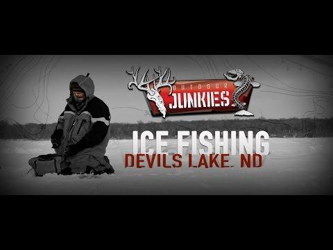 Devils lake north dakota for Devils lake nd ice fishing