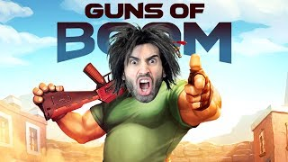 download musica GUNS OF BOOM gameplay SAVAGE SNIPING