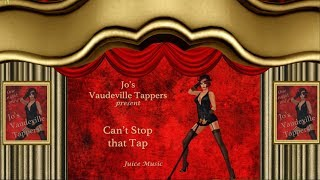 Jo   Can't Stop That Tap   Mynx Vaudeville 17 Mar 2018