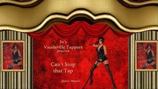 Jo   Can't Stop That Tap   Mynx Vaudeville 17 Mar 2018