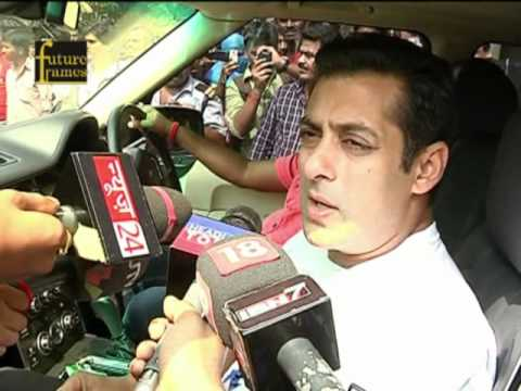 Salman Khan speaks about accident case
