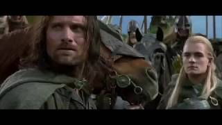 The LOTR - The Two Towers (Official Trailer)