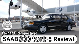 SAAB 900 turbo Review (An Owner's Perspective)