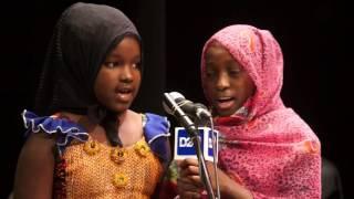 Lecture du Coran par les enfants des sénégalais émigrés en Espagne