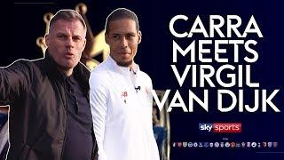 """Jurgen Klopp is the perfect manager for me!"" | Carra Meets Virgil van Dijk"