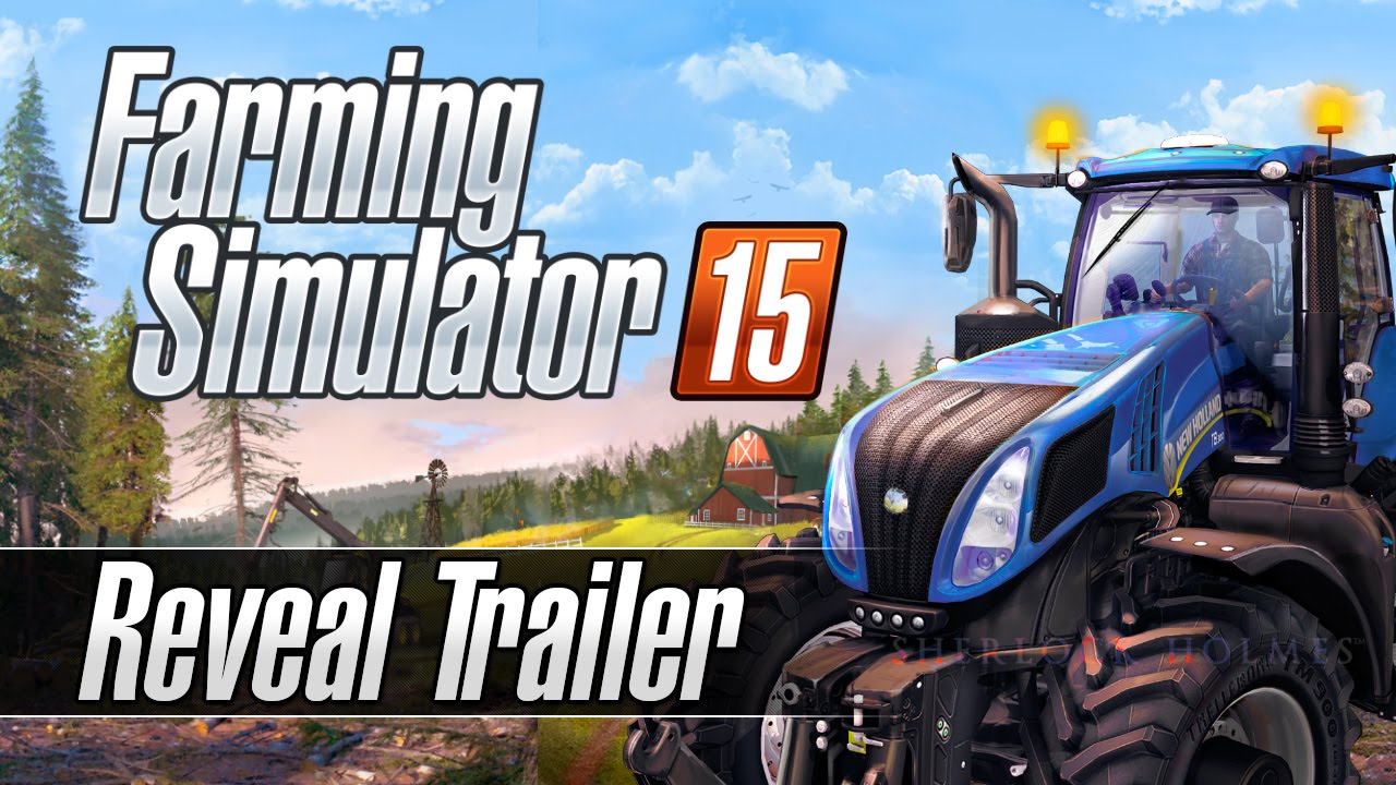 Farming Simulator 15 Machines Farming Simulator 15 Reveal