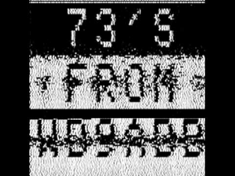 Classic SSTV: WD9ADB Bids 73 To the SSTV Net