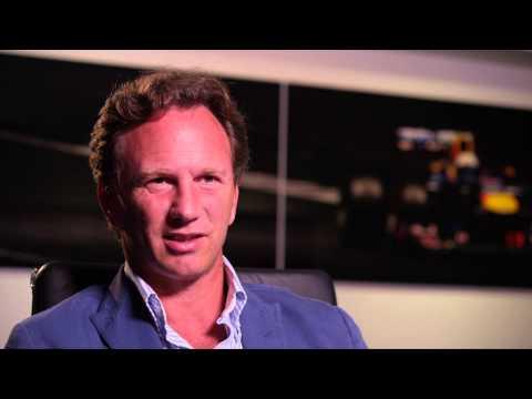 Daniel Ricciardo 2014 - An Interview With Christian Horner