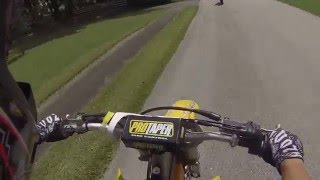 YZ450F and RMZ450 ditch cops