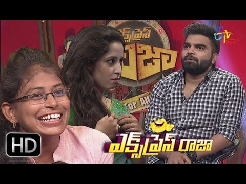 Express Raja   8th October 2018   Full Episode 535   ETV Plus