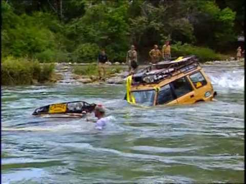 Camel Trophy Land Rover Years Youtube