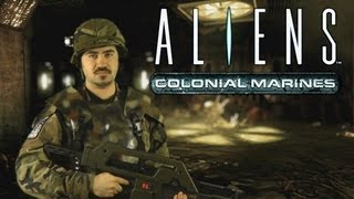 Aliens: Colonial Marines Angry Review
