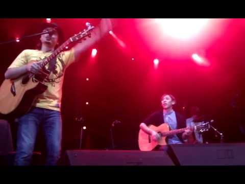 Depapepe - Flow + T.M.G + Introduce The Band (Java Jazz Festival 2012)