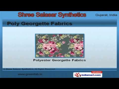 Textile Fabrics by Shree Salasar Synthetics, Gujarat