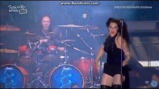 download lagu Nightwish - Wishmaster Live At Rock In Rio 2015 gratis