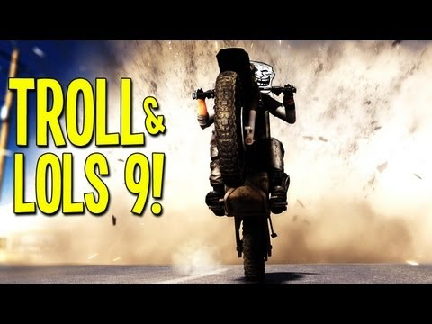 BF3 TROLL & LOLS #9