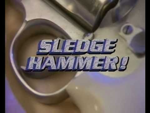 Sledge Hammer ! - Intro .... The TV Show