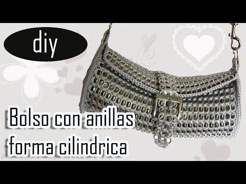 "tu propio regalo de navidad: Bolsa de anillas de lata ""Karla"" parte 1"