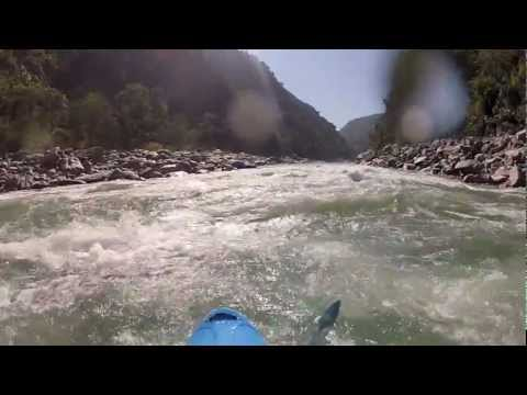 nepal sun kosi kayaking and rafting