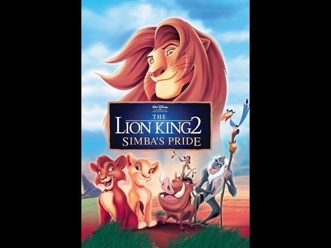 The Lion King 2: Simba's Pride - Movie Review