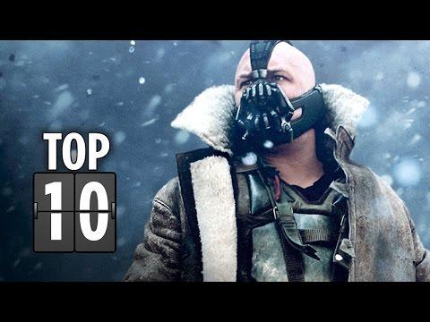 Top Ten Tom Hardy Movies - Movie HD