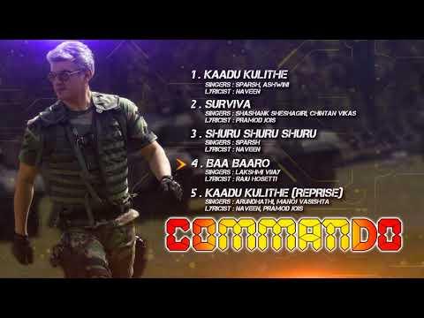 Commando Kannada Juke Box | Ajith Kumar | Siva | Anirudh Ravichander
