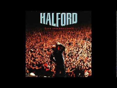 Halford - Nailed To The Gun