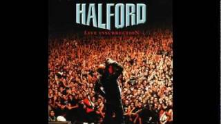Watch Halford Nailed To The Gun video