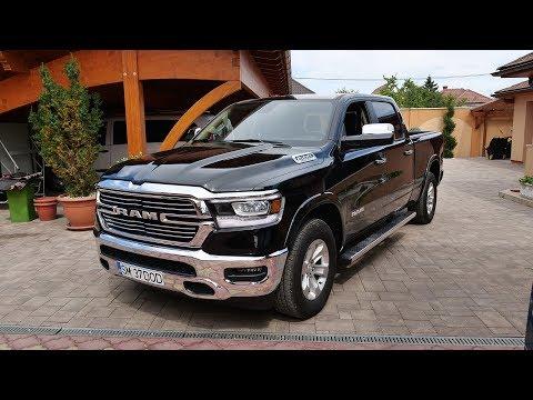 Prezentare Dodge RAM 1500 - 2019 5.7L - Test Drive - POV - 4K thumbnail