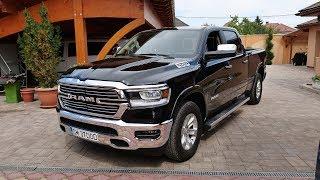 Prezentare Dodge RAM 1500 - 2019 5.7L - Test Drive - POV - 4K