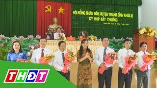 HĐND huyện Thanh Bình họp bất thường, kiện toàn nhân sự | THDT